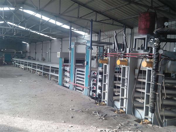 机械制造废气处理方案
