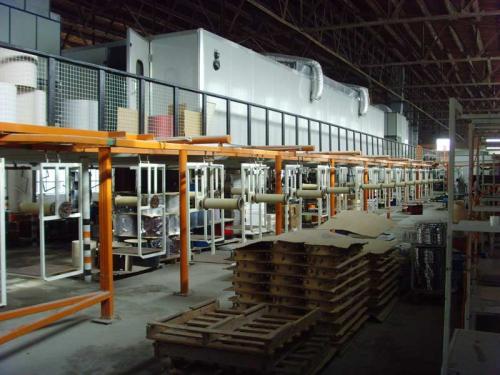 家具生产制造行业粉尘处理方案