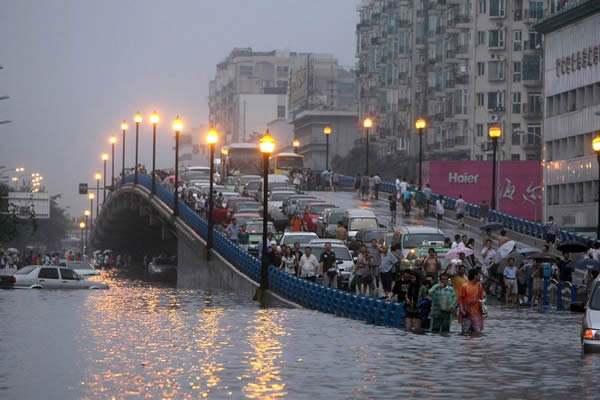 重庆市铜梁区全面推进城镇雨污分流建设